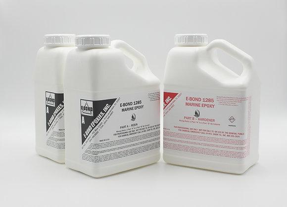 E-Bond 1285A/1285B Marine Epoxy System - 3 gallon kit