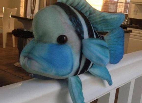 """Frontosa Stuffed Plushie (12"""")"""