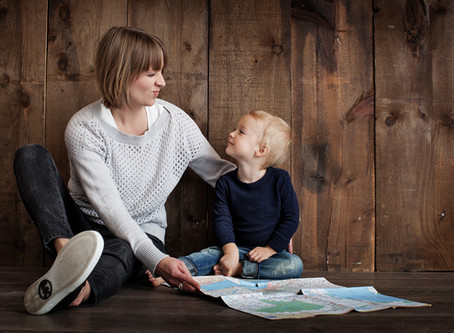 """How to Become a Speech & Language """"Model"""" for Your Child"""