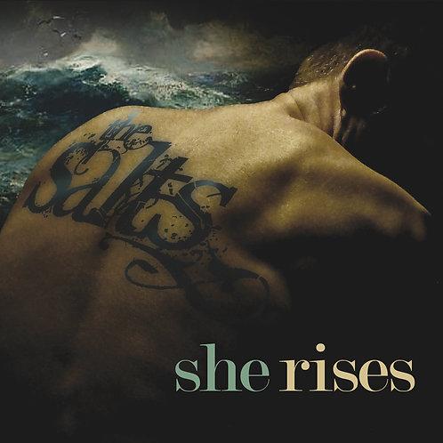 She Rises CD