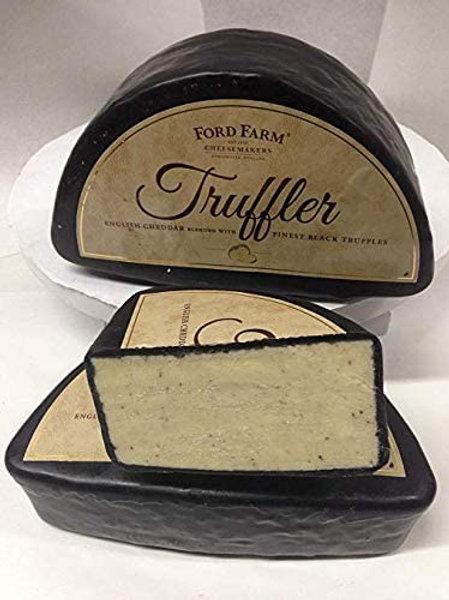 Cheddar With Truffles