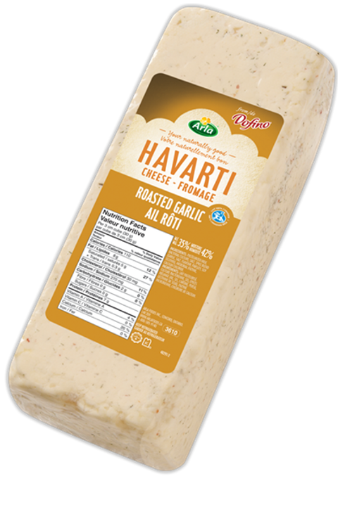 Havarti Roasted Garlic