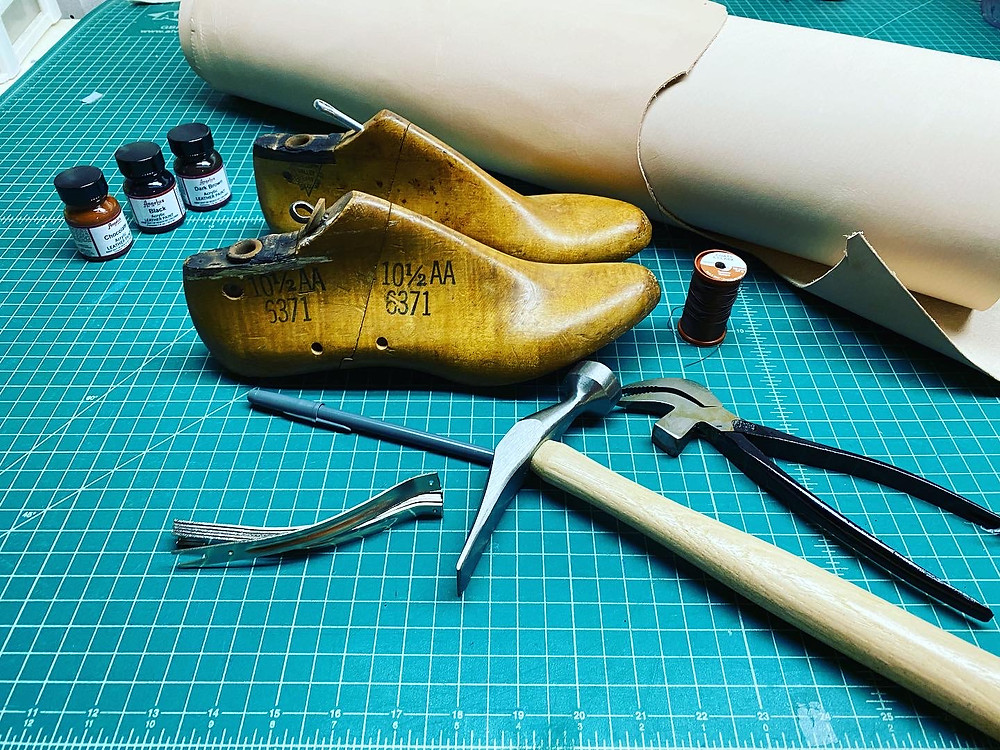 how to make shoes supplies shoemaking