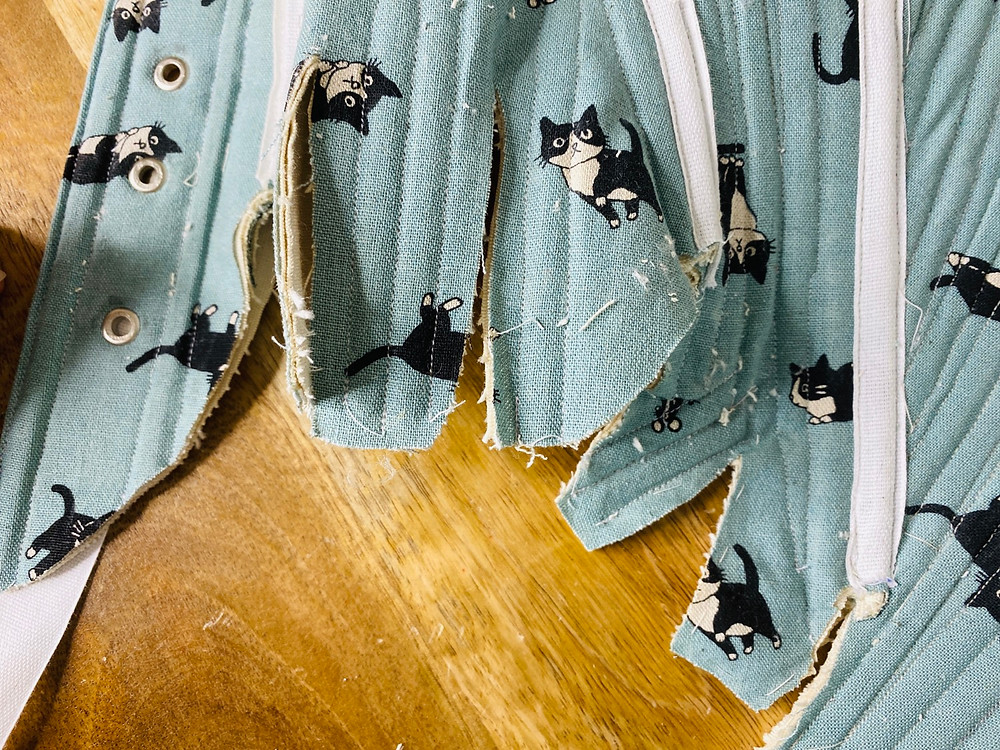 augusta stays 18th century corset boning 1700s outlander costume zipper kawaii modes4u tabs