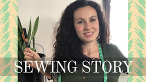 My Sewing Story | Mental Health, Mothering, & The Joy of Creating