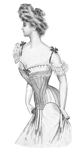 corset, edwardian, corsetry, edwardian fashion