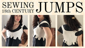 """Eighteenth Century Linen """"Jumps"""""""