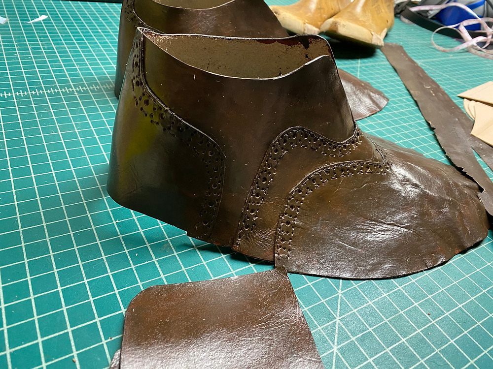 make your own shoes shoemaking leather diy