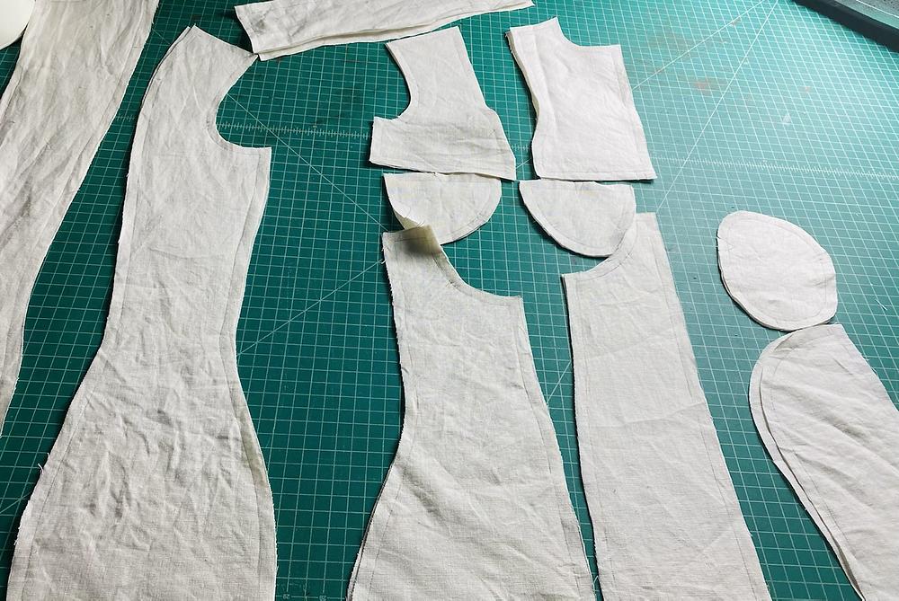 diy dress form bootstrap fashion sewing pattern draping
