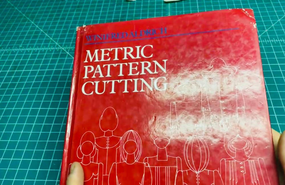 metric pattern cutting winifred aldrich