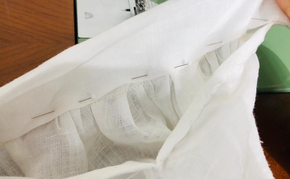 Victorian Nightgown Cuff