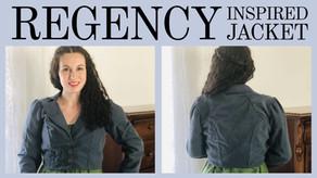 Regency-Inspired Jacket