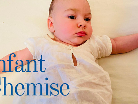 Sewing Vintage-Inspired Baby Clothes