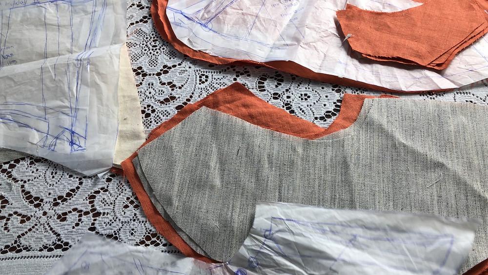 18th century jacket pattern