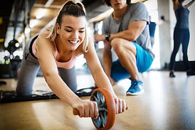 fit-sportswoman-exercising-and-training-