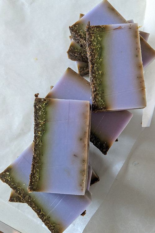 Lavender and Lime Soap