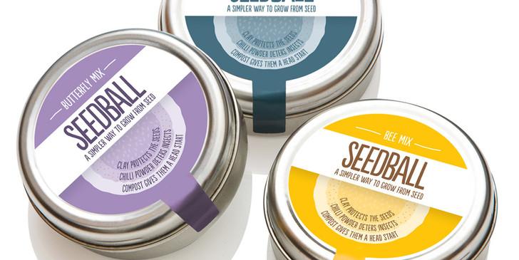 Seedball bundle