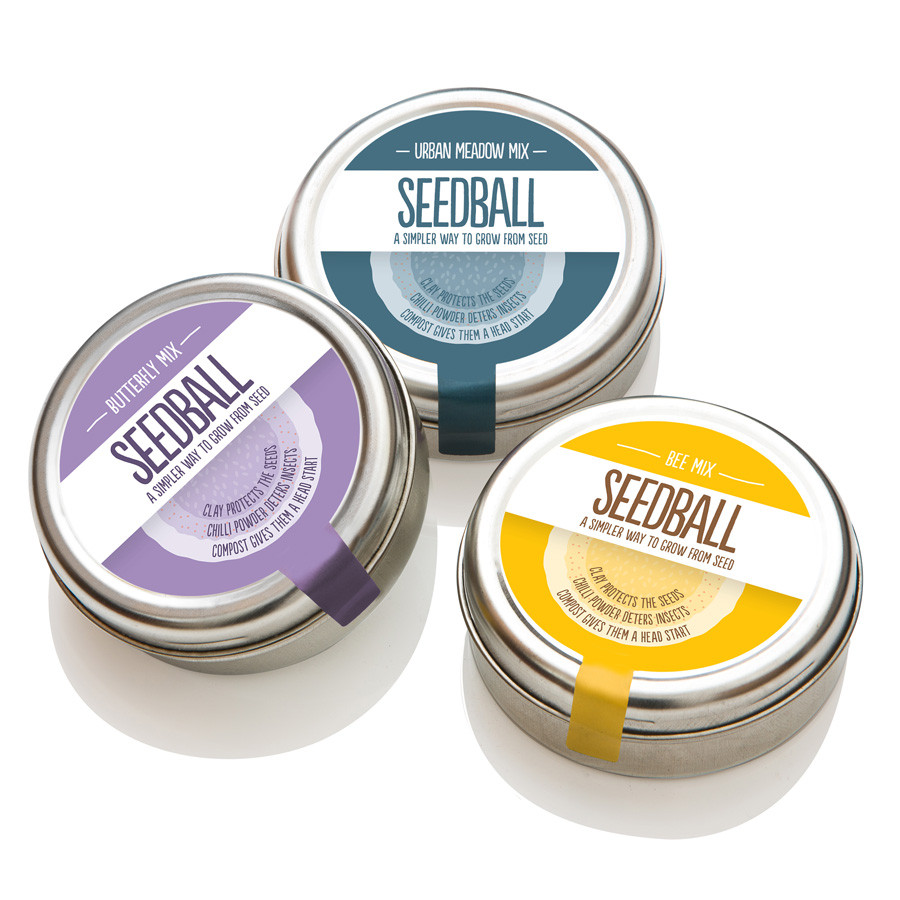 Seedball bundle