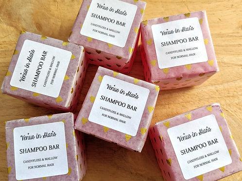 Candyfloss & Mallow Shampoo Bar