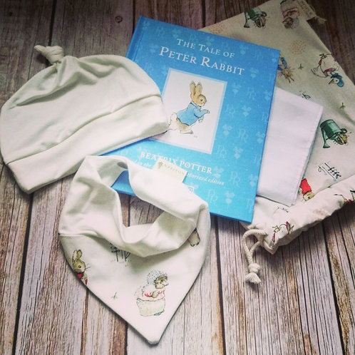 Baby gift set - Peter Rabbit