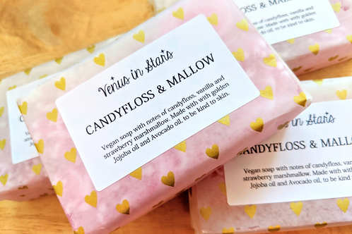 Candyfloss & Mallow Soap