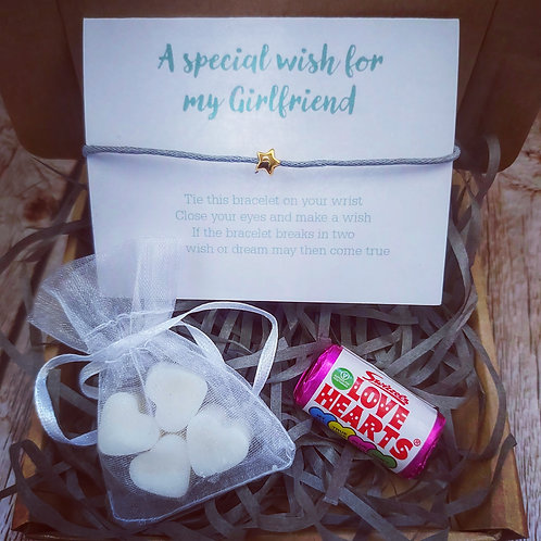 A special wish for my Girlfriend - gift package