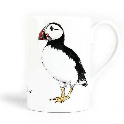 Puffin Porcelain Mug