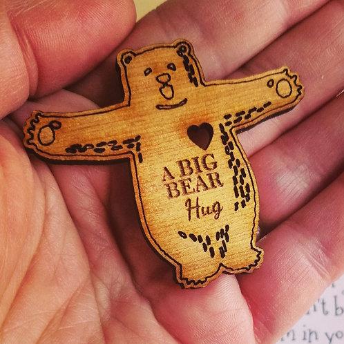 Sending you a bear hug token