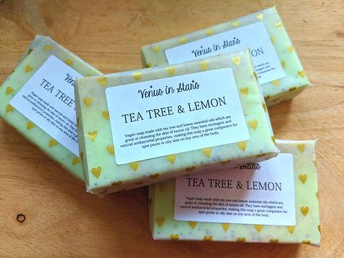 Tea Tree & Lemon Soap