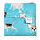 Thumbnail: Foldaway shoppers - cats, dogs & birds