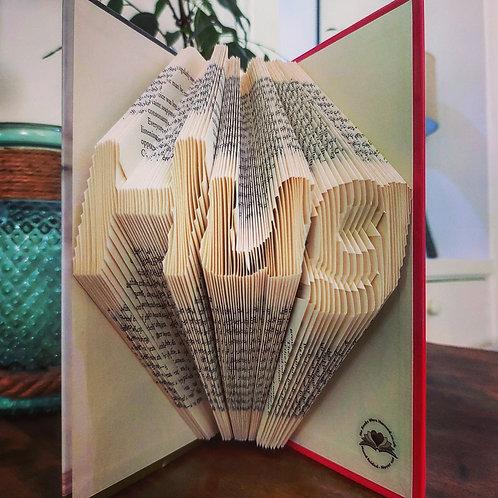 HUG book fold