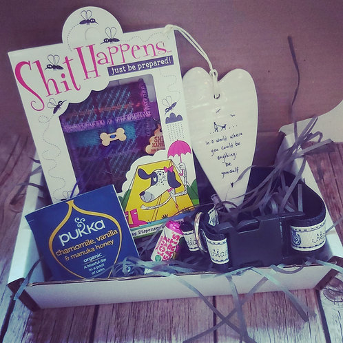 Dog lover gift package