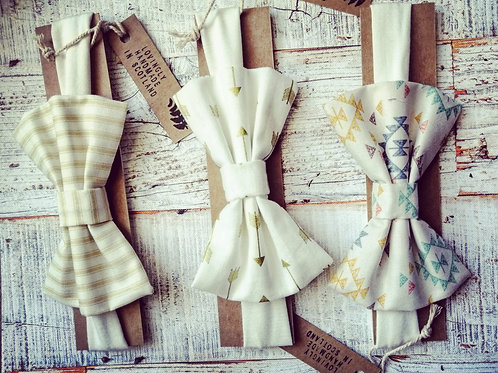 Handcrafted Hair bows