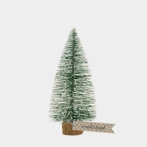 Bottle brush Christmas  tree large