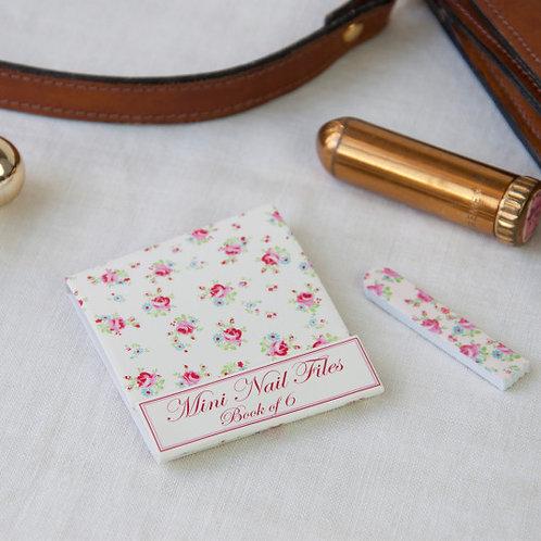 rose mini nail files