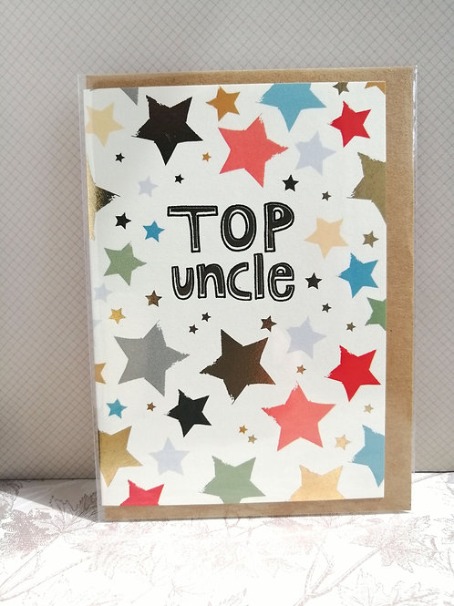 Top Uncle card