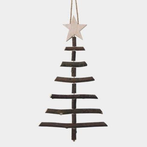 Large twig Christmas tree
