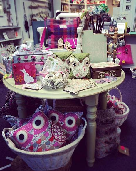 Crafty Wee Birdie Gift Shop