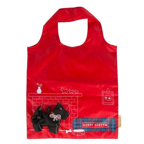 FoldingScottie Shopping Bag
