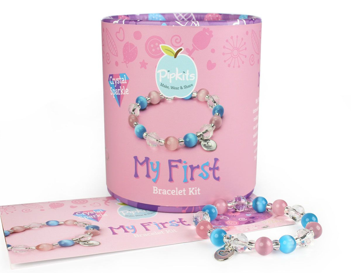 My first bracelet making kit