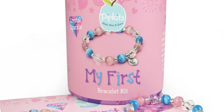 My first bracelet making kit