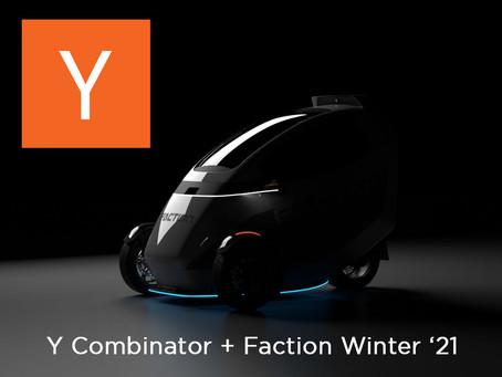 Y Combinator + Faction Winter '21