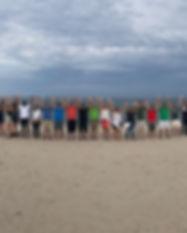Team Building Beach Cleanup