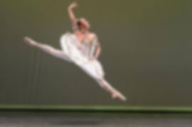 Hong Kong Youth Ballet Academy Hanah