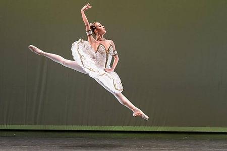Hong Kong Youth Ballet Academy Hanah