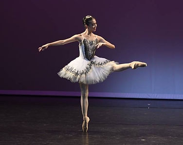 Hong Kong Youth Ballet Academy Tirion Law