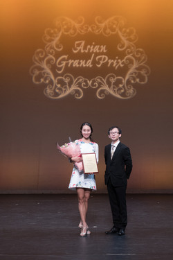 Madame ZhOU Ruheng (Received on beha