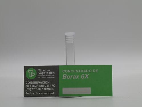 Borax 6 X