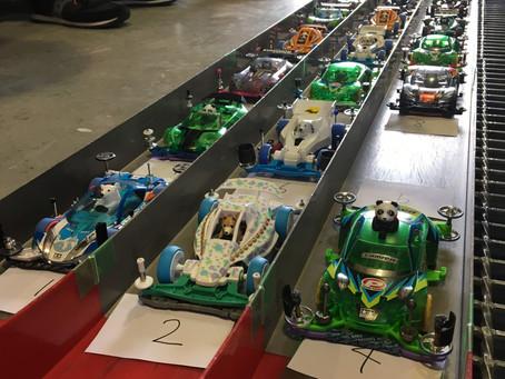 MINI 4WD CCO CUP 2017 🏁 7.30 vol.2
