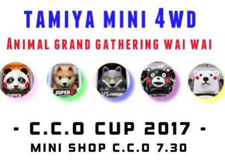MINI 4WD C.C.O CUP 2017 vol.2